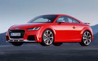 2017 audi tt rs goes official