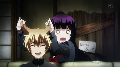 is anime tasogare otome x amnesia anime review by kingarthur13th