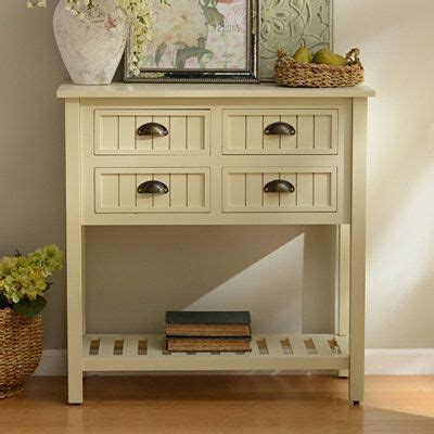 buttermilk beadboard 4 drawer console table buttermilk beadboard 4 drawer console table 150 quot