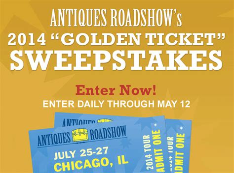 Pbs Sweepstakes - antiques roadshow sweepstakes wdse 183 wrpt pbs 8 31
