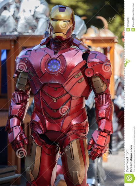 iron man cosplay editorial photography image ironman