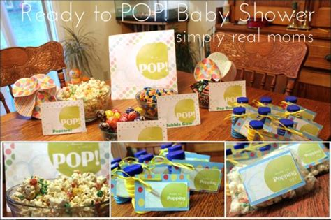 Ready To Pop Baby Shower Ideas by Ready To Pop Baby Shower