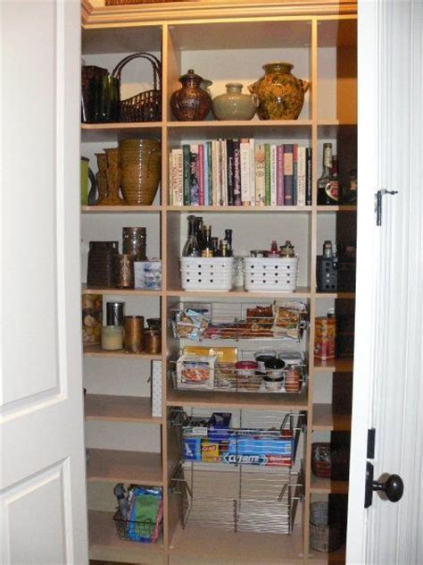 Sliding Baskets For Pantry by 17 Best Images About Pantry Ideas On Lazy