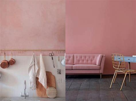 nuovi colori per muri interni colori interni casa interesting rosa quarzo colore