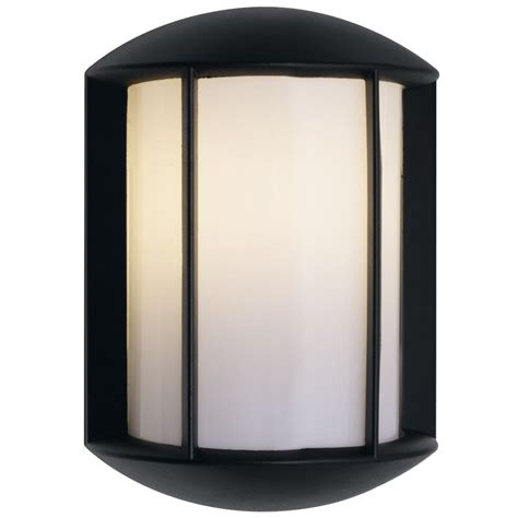 Black Light Outdoor Nordlux Belmonte E27 Outdoor Wall Light Black