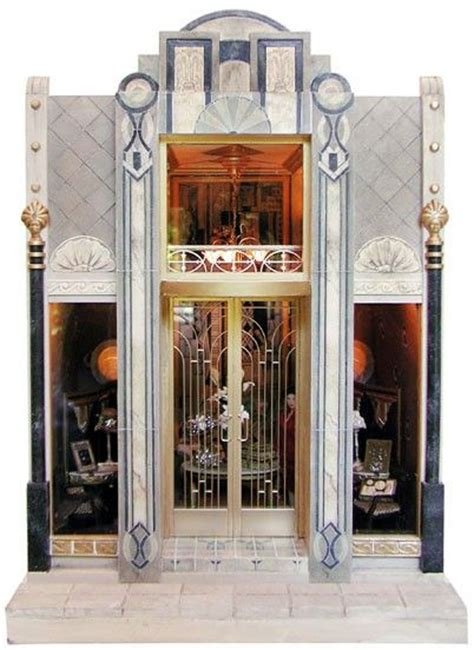 4439 best images about art deco miniatures on pinterest 17 best images about art deco dollhouse on pinterest