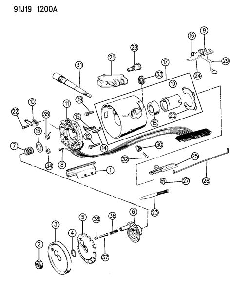 jeeps for ignition wiring diagrams 1989 car wiring