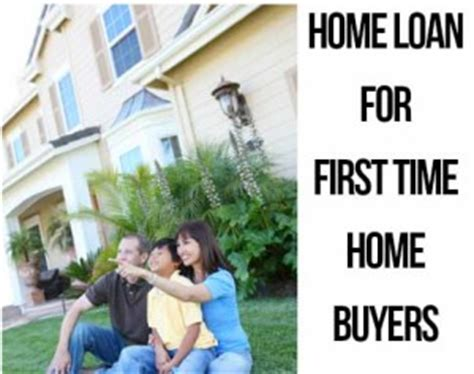 home loan for time home buyers malaysia housing loan