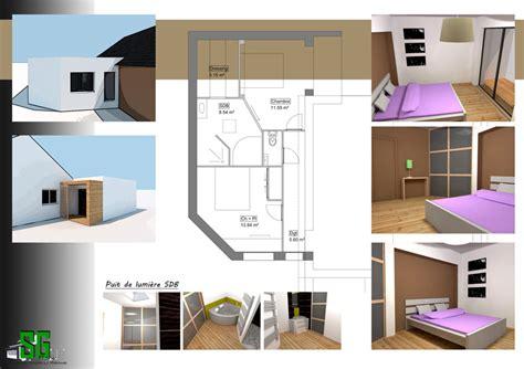 extension chambre projet extension maison r 233 cente sg plans morbihan vannes