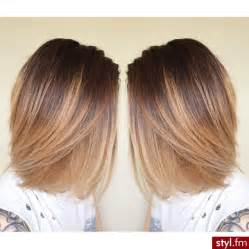 Balayage Ombr 233 Hair Tendance 2016 20 Mod 232 Les 224 Piquer