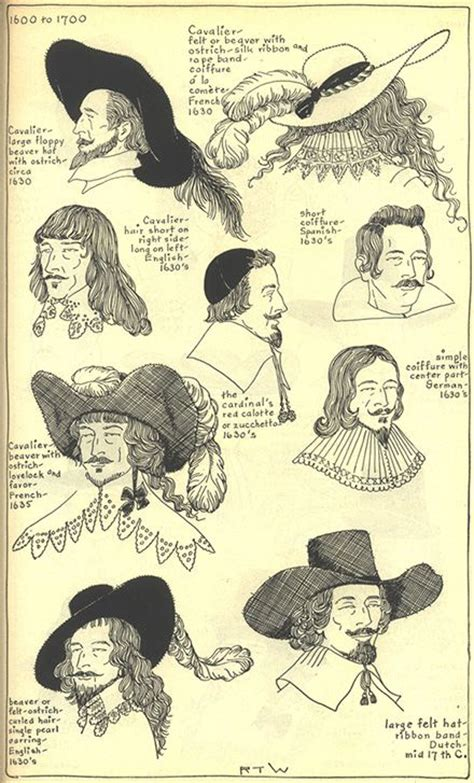 17th century long hair men 17 best images about antique costume 1600 on pinterest