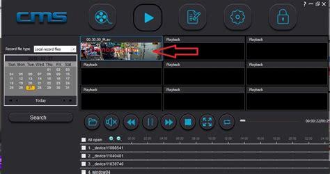 format file video cctv cara membuka file video format av dari cctv teknosid