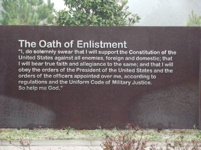navy oath the oath of enlistment photo click