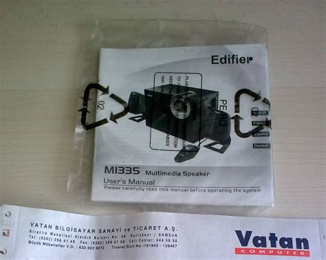 Edifier Speaker 2 1 M1335 satilik edifier m1335 2 1 speaker 187 sayfa 1 0