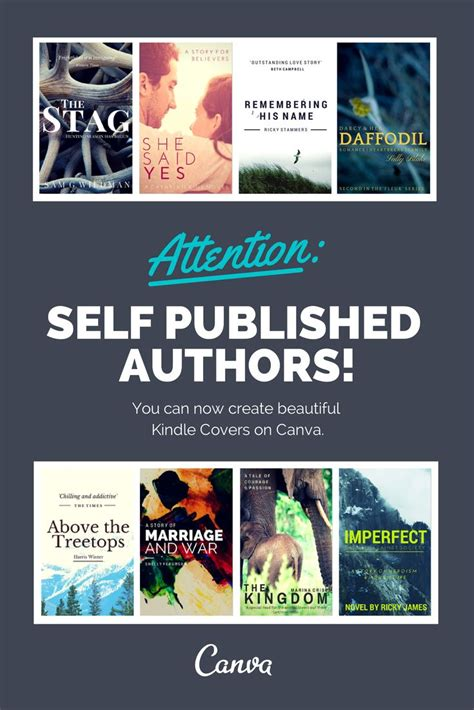 canva kindle cover 28 best announcements images on pinterest graphic design
