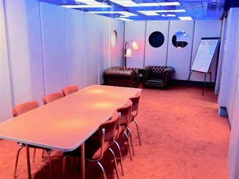 the analog room meetingrooms the coffee virus