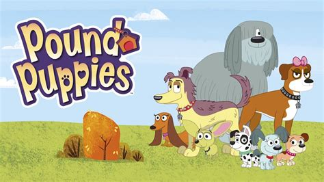 pound puppies tv show pound puppies tv on play