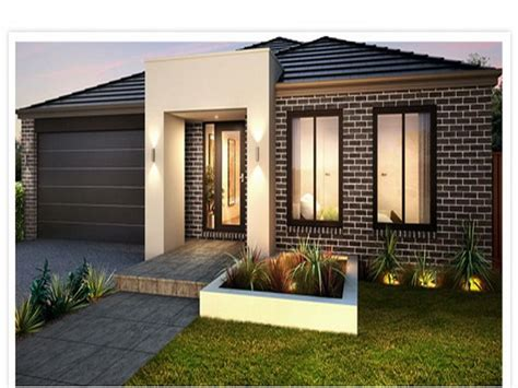 modern house design single storey simple modern single story house plans your dream home