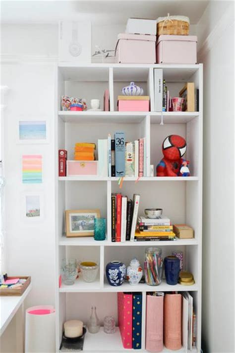 customize a billy bookcase from ikea by adding vertical