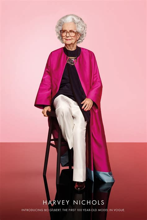 models the years 100 year bo gilbert in vogue business insider