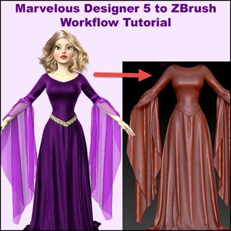 zbrush sculpting tutorial pdf free marvelous designer 5 to zbrush workflow tutorial