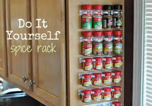kitchen organization racks diy pull out spice rack diy