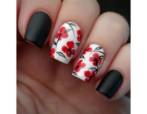 fiori unghie gel unghie le nail floreali pi 249 della primavera