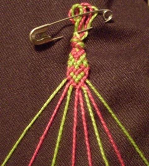 hearts friendship bracelet   braid  friendship bracelet weaving  cut