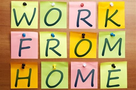 work from home problems mobile workers - Work From Home