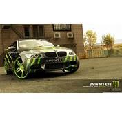 Monster Energy Cars  Spoki