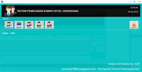 membuat aplikasi vb dengan database mysql by joni herianto on 12 56 00 pm