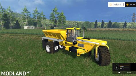 terragator 6203 spreader v 1 0 mod for farming simulator