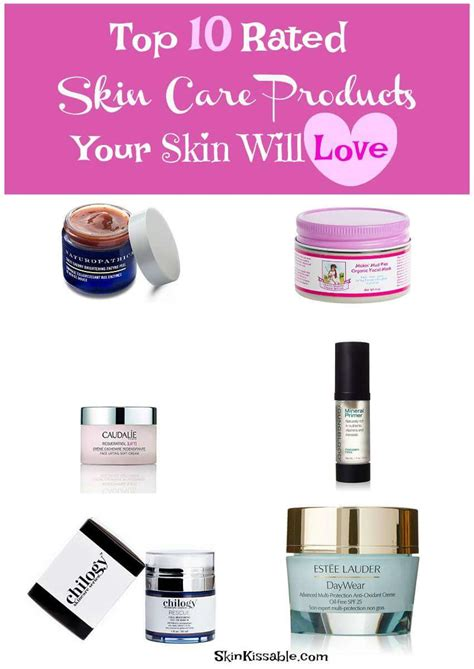 top rated products scrapbookcom 10 most popular skin care products for your face top