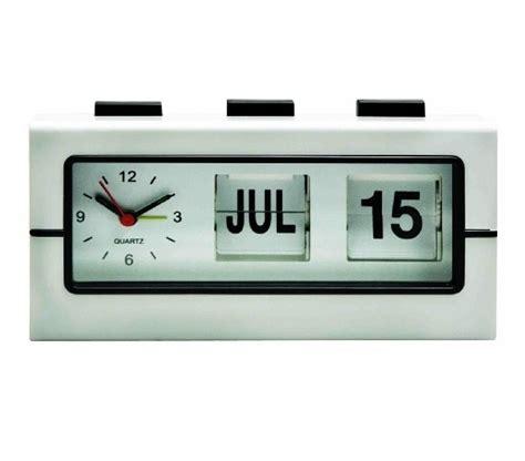 Att Digital Cleaning Kit Cl 3 retro analog flip alarm clock