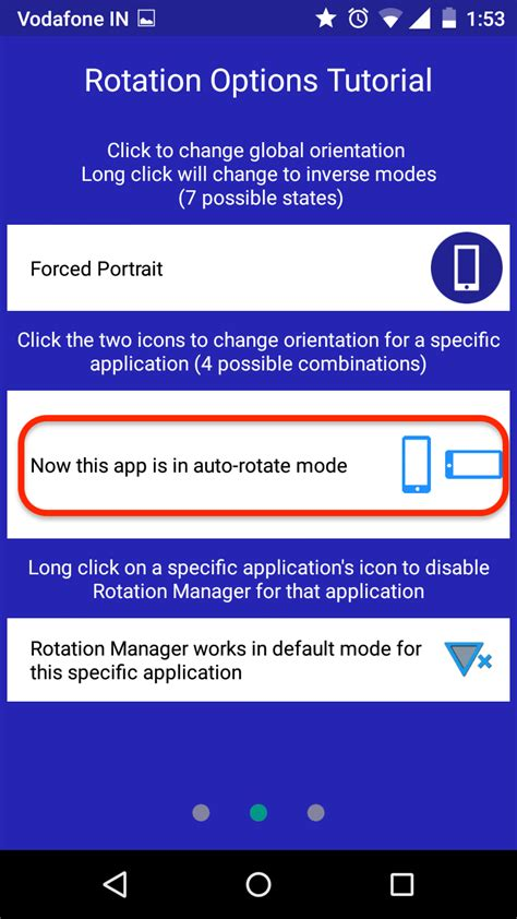 how to rotate on android how to screen rotation of particular apps on android gizmostorm
