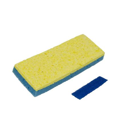 quickie mop refills automatic sponge mop refill 0472 1 the home depot