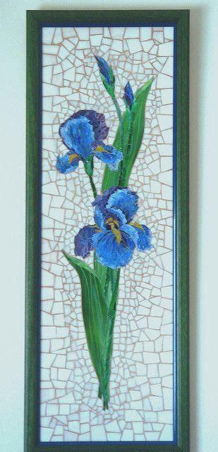 mosaic iris 17 best images about mosaic plants flowers on pinterest