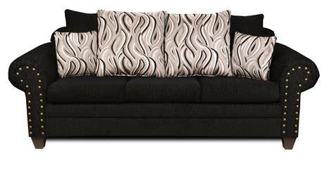 Delray Sofa by Chelsea Home Amanda Sofa Set Delray Black Jazzy Granite