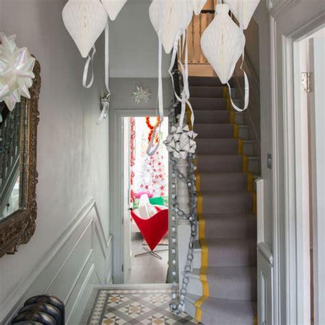 festive decoration company festive decorations hallway housetohome co uk