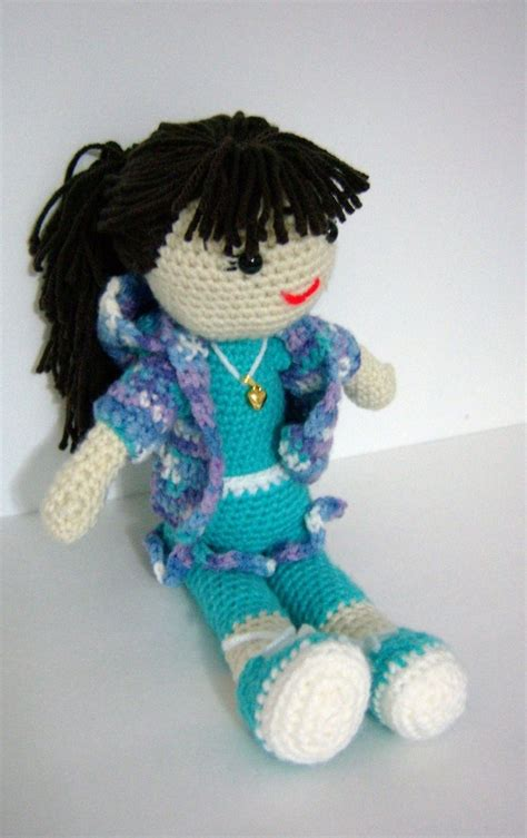 pattern for yarn doll sugar n cream yarn lily doll patterns lily sugar n