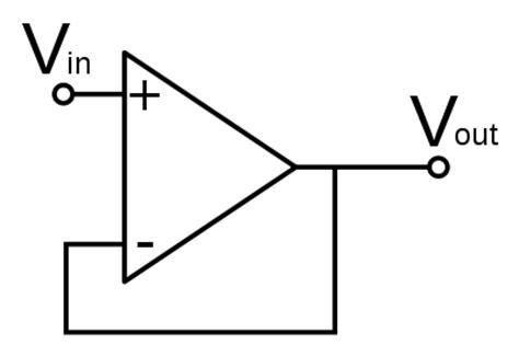 Penguat Operasional Op Teori Dan Rangkaian Dasar Original operasional lifier op sebagai buffer