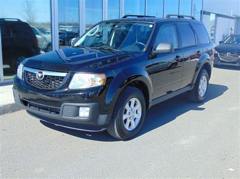 mazda tribute 2010 used 2010 mazda tribute gx for sale in montreal 160370a