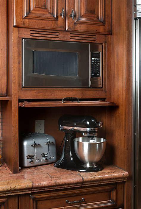 Custom Built Kitchen Island Mullet Cabinet Mediterranean Tuscan Style Kitchen