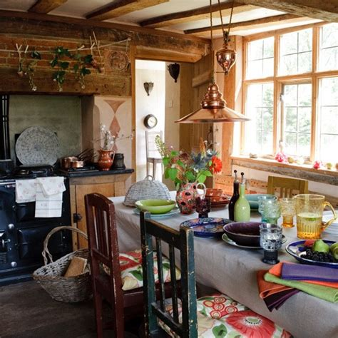 country homes and interiors uk mix and match kitchen diner kitchen decorating ideas