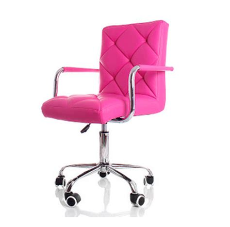 Pink Desk Chair by Varossa Office Chair Pink