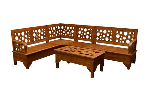 wooden sofa set without cushion sofa without cushion