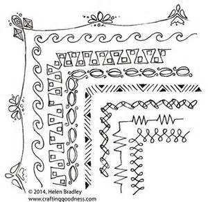 how to draw doodle frames 25 best ideas about doodle borders on bible