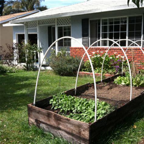 garden bed cover garden cover extending your garden season using row covers in the vegetable garden