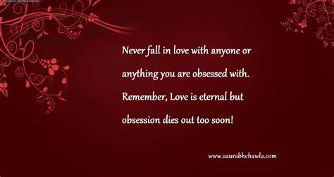 obsession in obsession quotes quotesgram