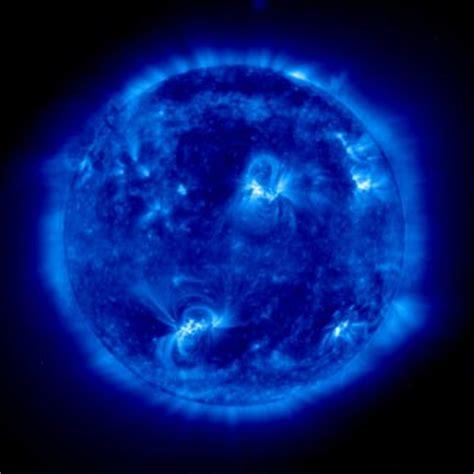 lade ultraviolette solens magnetfelt rummet dk
